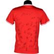 A DVTK labdarúgóinak aláírása