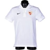Nike galléros fehér póló