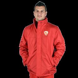 Kabát piros