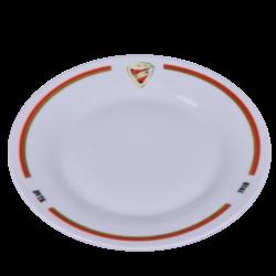 Pizzás tányér