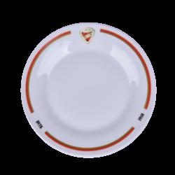 Sütis tányér