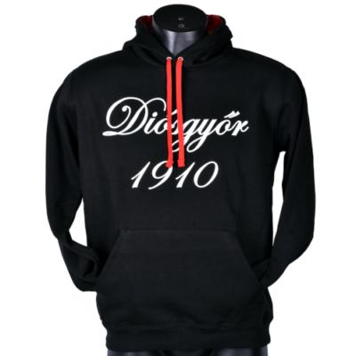 Fekete pulóver – felnőtt – Diósgyőr 1910