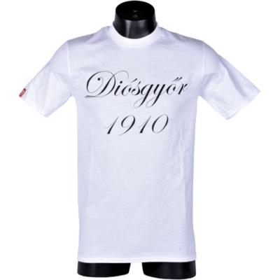 Felnőtt – fehér, fekete felirat – Diósgyőr 1910