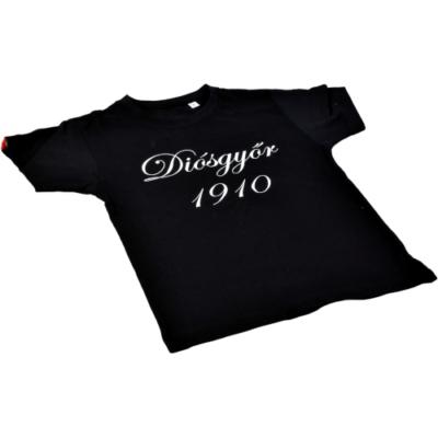 Gyerek– fekete – Diósgyőr 1910