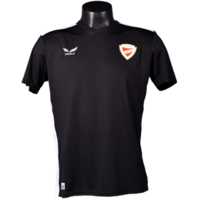 2Rule fekete színű edző póló