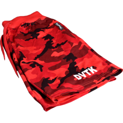 DVTK Special - terepmintás rövidnadrág