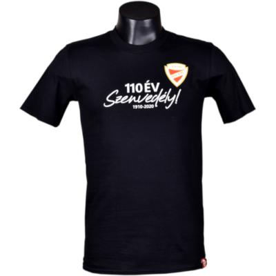Felnőtt - 110 Év Szenvedély! - fekete póló