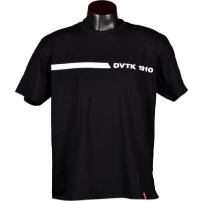 Fekete felnőtt póló - DVTK 1910