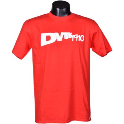 """Felnőtt - """"DVTK 1910"""" feliratos - piros póló"""