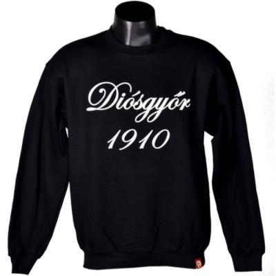 Fekete környakas pulóver - Diósgyőr 1910