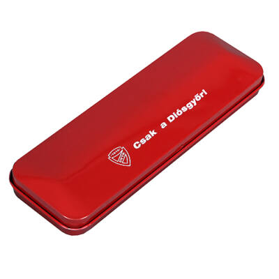 Tollkészlet piros dobozban