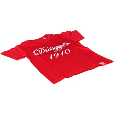 Gyerek - Piros - Diósgyőr 1910