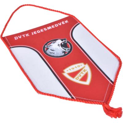 DVTK Jegesmedvék asztali zászló