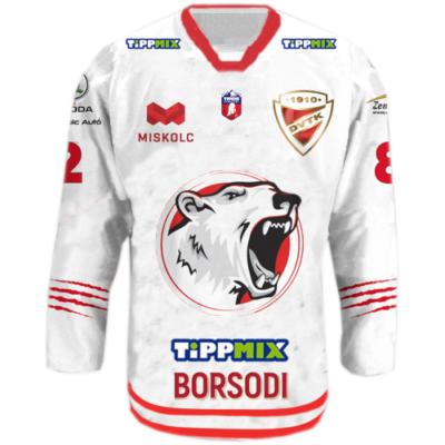 DVTK Jegesmedvék fehér mez - 2020/2021