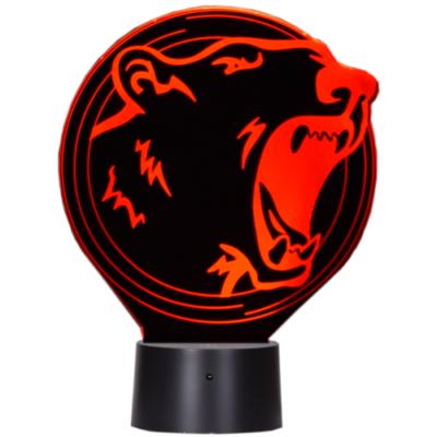 DVTK Jegesmedvék világítós lámpa