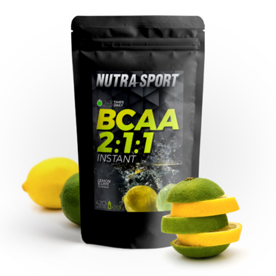 BCAA 2:1:1 Lemon