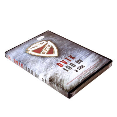 DVTK 100 év film DVD