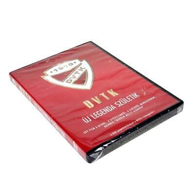 DVTK Új Legenda születik DVD