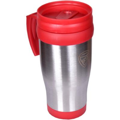 DVTK címeres termosz pohár