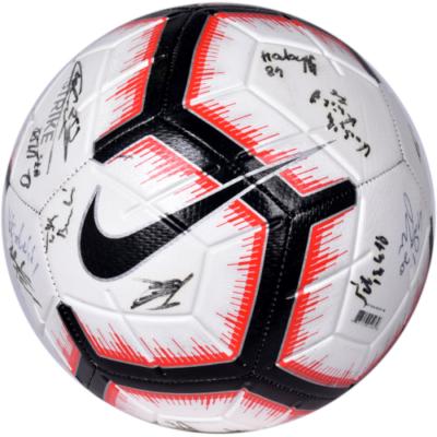 Dedikált Nike labda
