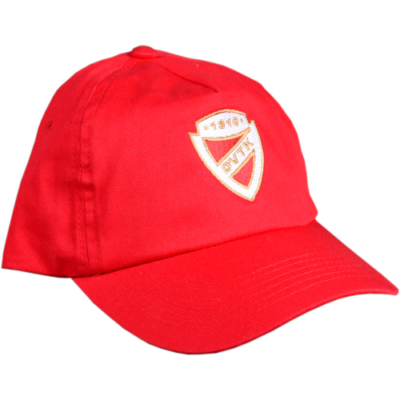 Piros, DVTK címeres baseball sapka