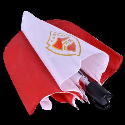 Esernyő (piros/fehér)