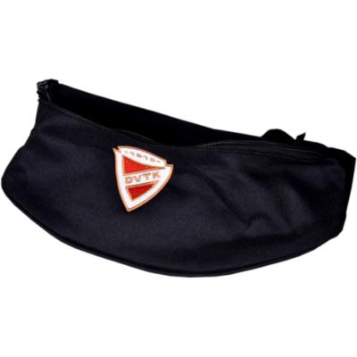 DVTK címeres övtáska - fekete